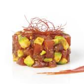 Tátaro de atún spicy