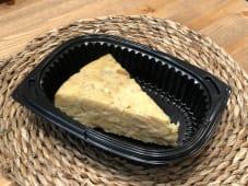 Tortilla de patatas al plato