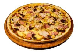 Піца 4 м'яса (570г)