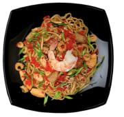 Лапша з морепродуктами (350г)