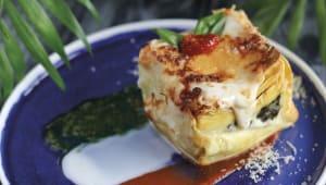 Лазанья з яловичиною і соусом Болоньєзе (300г)