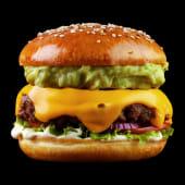 Burger Porc
