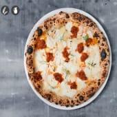 Pizza sobrasada