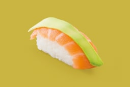 Sushi saumon et avocat