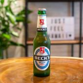 Becks blue sin alcohol  (330 ml.)