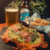 Milanesa Mexicana, Calabaza