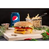 Чізбургер-меню (455г)