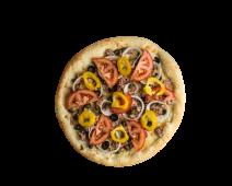 Піца з тунцем (500г)