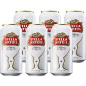 Pack de Stella Artois x 269 ml.