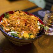 Kamado salad