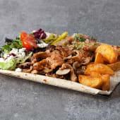 Sultan's plate