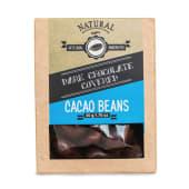 Granos De Cacao Bañados En Chocolate