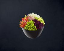 Poke bowl veggie