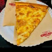 Pizza Muzza 25cm (Porción)