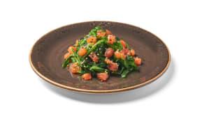 Salmon & Wakame Salad