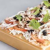 Pizza personalizada mediana