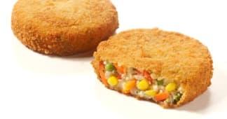 Вегетаріанський бургер (225г)