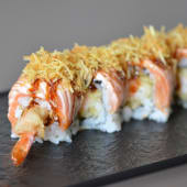 Tiger flame roll - 8 pezzi