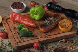 Salmon Steak 300g