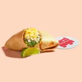 Burrito Verduras De Temporada