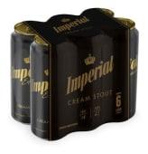 Imperial Stout (negra) X 6 Latas 473Cc