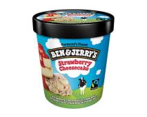 Ben & Jerry's Strawberry Cheese Cake 465ml