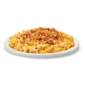 Pulled smoked cheese fries