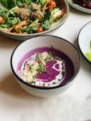 Крем-суп з фіолетової капусти (320г)