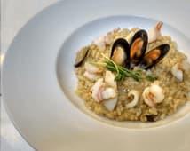 Різотто з морепродуктами (330г)