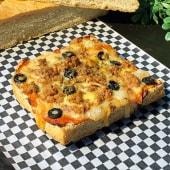 Panipizza romana