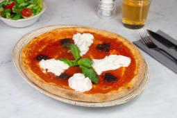 Pizza 'nduja di Spilinga
