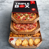 Triple box-¡20% de descuento!