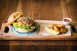 Kari Polo Burger 320g