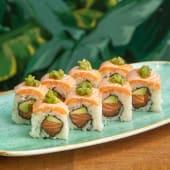 Salmone wasabi