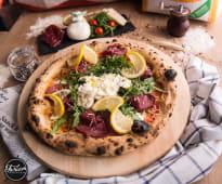 Pizza la specialita di davide