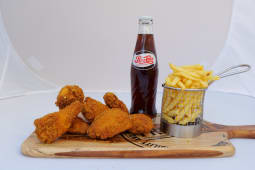 Meal Deal SpicyWings
