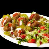 Platou Falafel