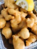 32B.Bocconcino di pollo impanato senza osso