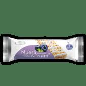 მიუსლი ბატონი მოცვის იოგურტით/ Musli Yoghurt  Blueberry