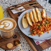 Desayuno Huachano