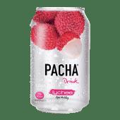 Pacha გაზირებული სასმელი, ატმის. Pacha Drink Peach