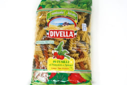 Divella Fusilli Tricolore