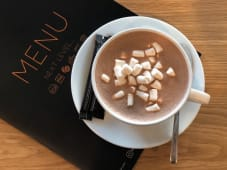 Какао з маршмелоу (400мл)