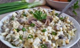 სოკოს სალათი (250გრ)