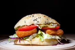 Mega sandwich cas pane