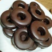 Ruedas de chocolate tipo filipinos (12 uds.)