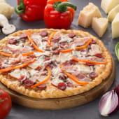 Піца 4 м'яса (30см)