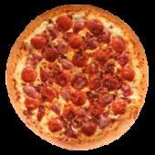 Pizza americana (mediana)