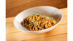 Spaghetti alla bolognese com ragú