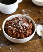 Choco porridge